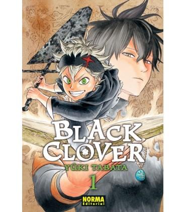 BLACK CLOVER 1