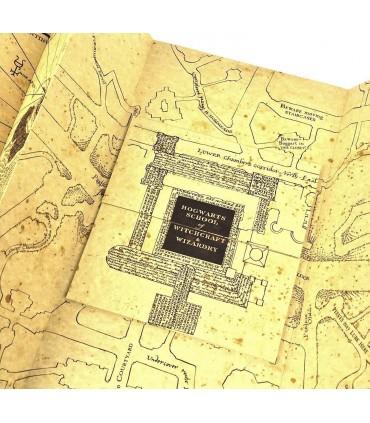 Réplica 1:1 Mapa del Merodeador