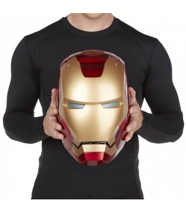 Casco electrónico Iron Man Marvel Legends