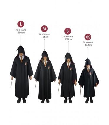 Túnica Harry Potter Hufflepuff CAPA