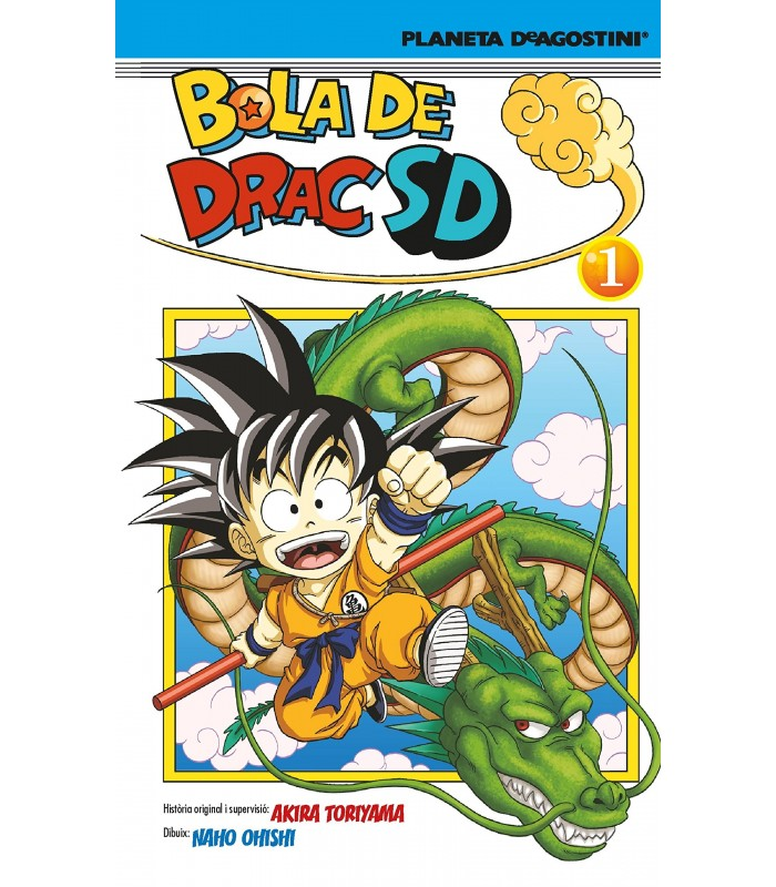 Bola de Drac SD nº 01