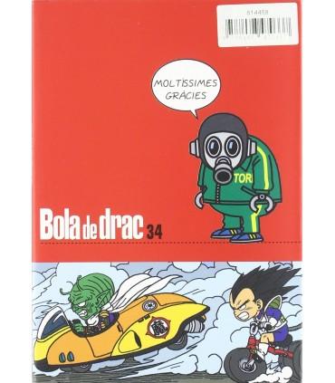 BOLA DE DRAC: EDICIÓ DEFINITIVA 34