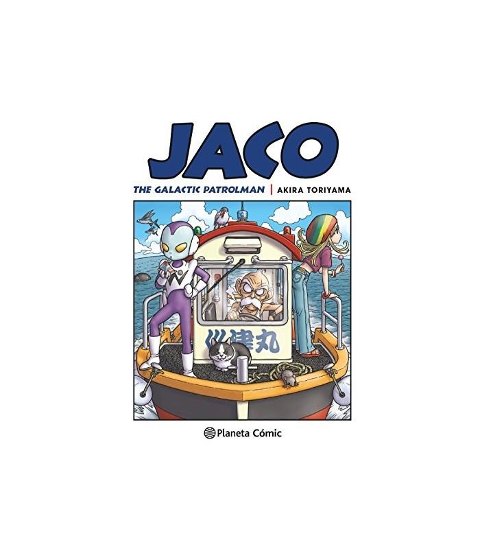 Bola de Drac nº 00 Jaco