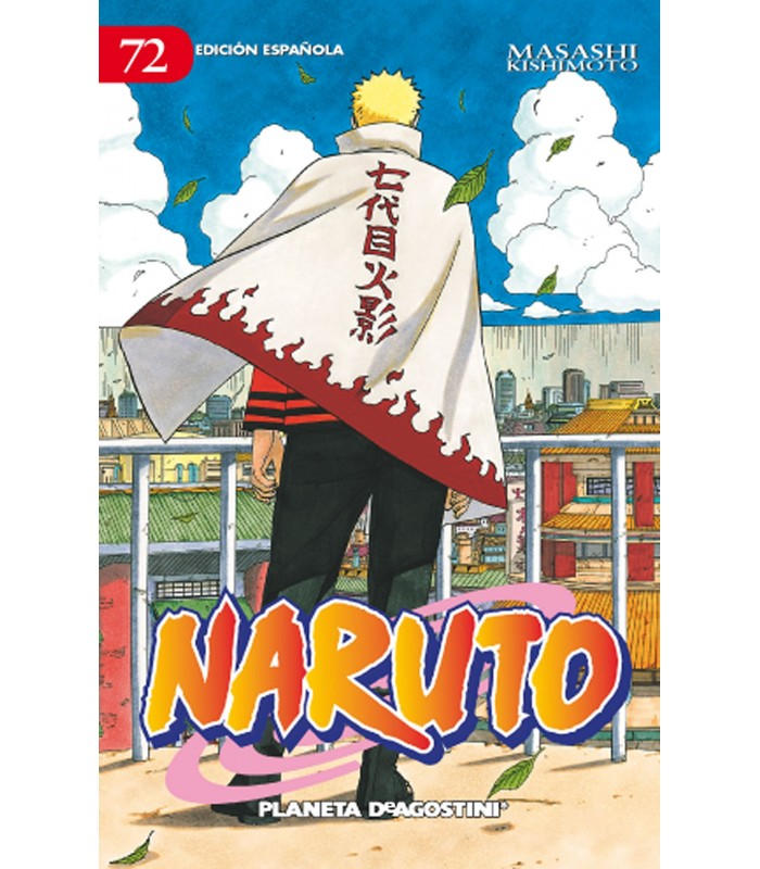 Naruto nº 72/72