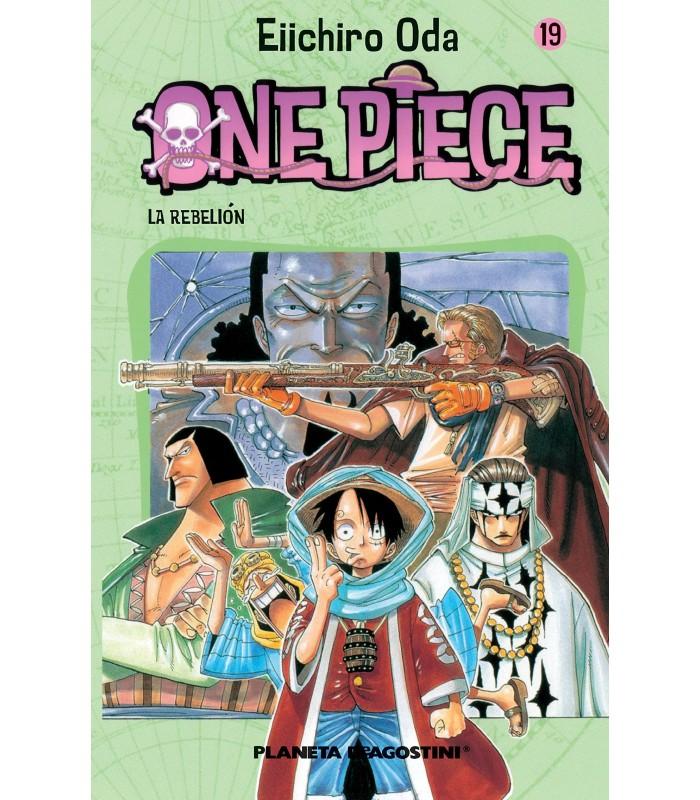 One Piece nº 19