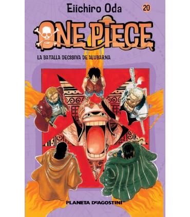 One Piece nº 20