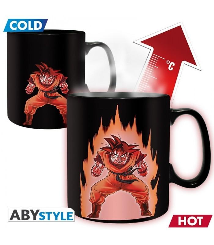 Taza térmica Goku Super Saiyan Dragon Ball Z