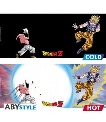 Taza térmica Goku vs Buu Dragon Ball Z