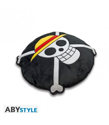 Cojín calavera One Piece
