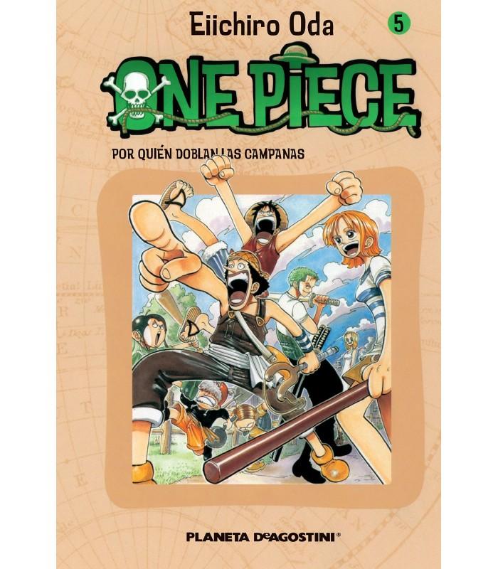 One Piece nº 05