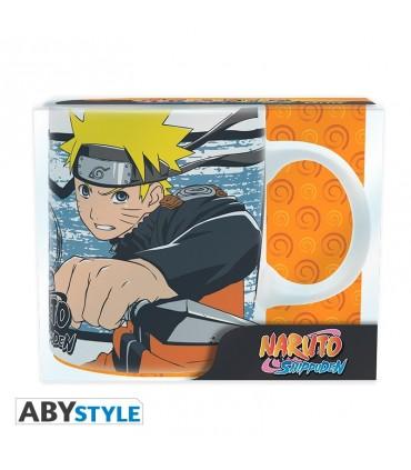 Taza Naruto y Kakashi