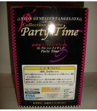 ASUKA LANGLEY PARTY TIME FIGURA