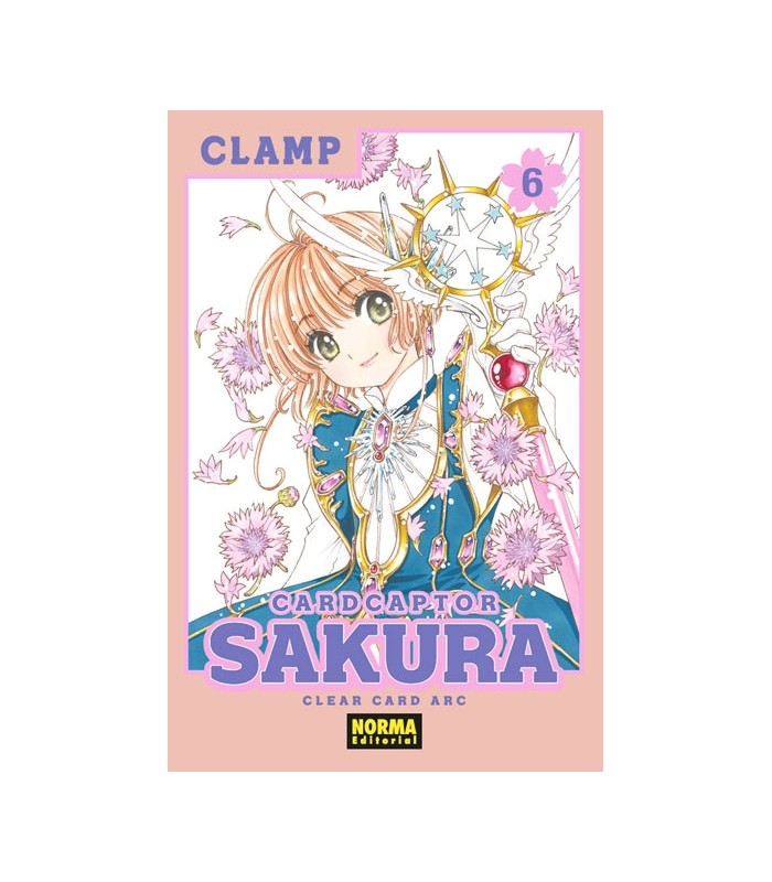 CARD CAPTOR SAKURA CLEAR CARD ARC 6