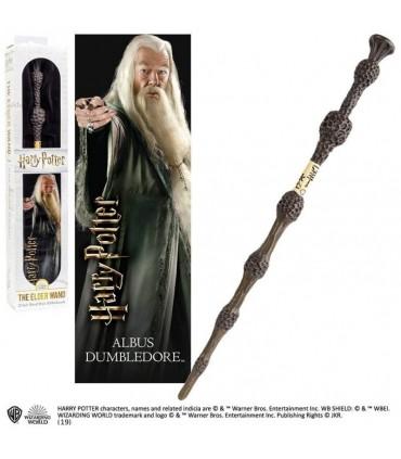 Varita Mágica y Punto de Libro 3D Dumbledore