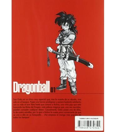 Dragon Ball nº 01/34
