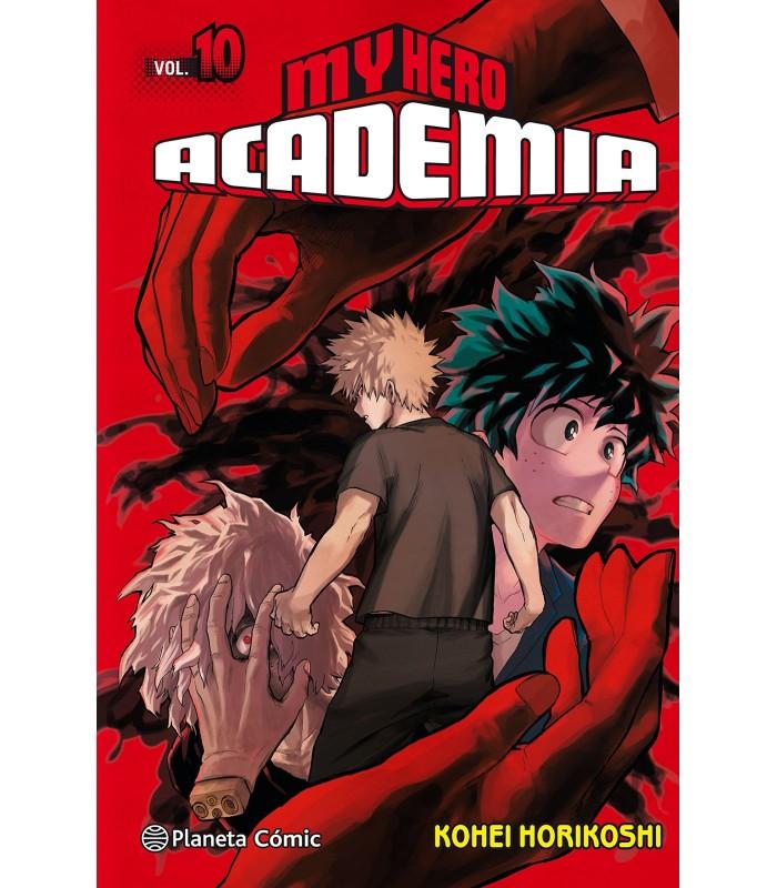 My Hero Academia nº 10