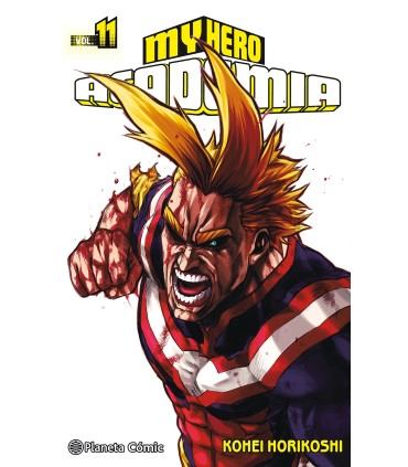 My Hero Academia nº 11