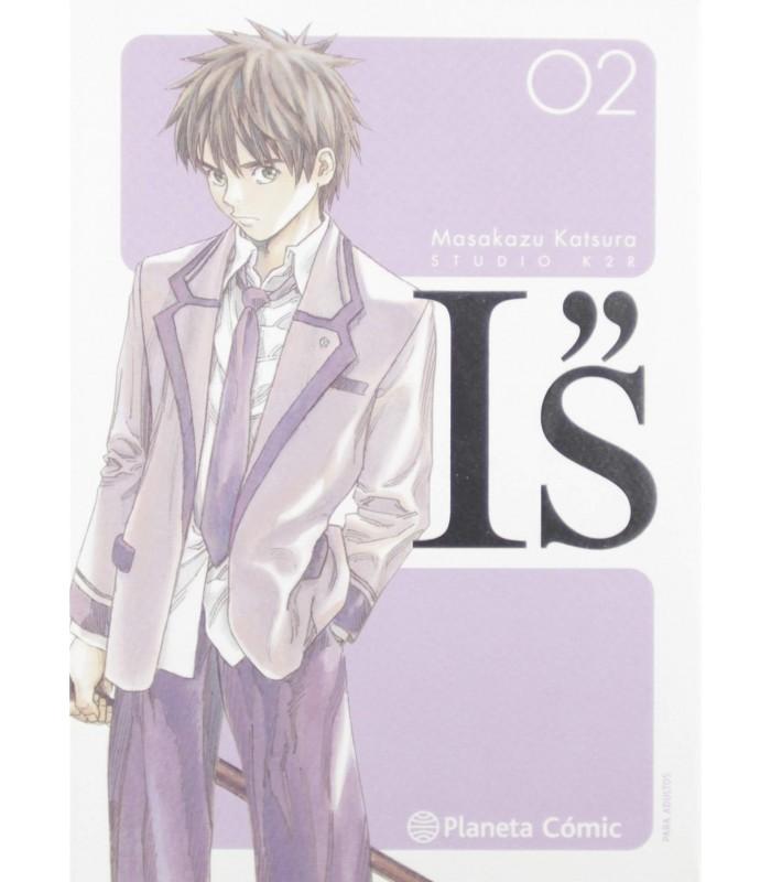I''s Kanzenban nº 02/12