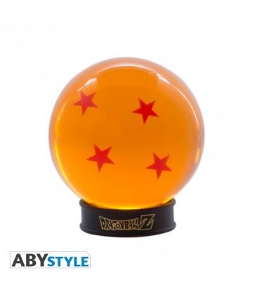DRAGON BALL BOLA 4 ESTRELLAS+BASE 75 MM