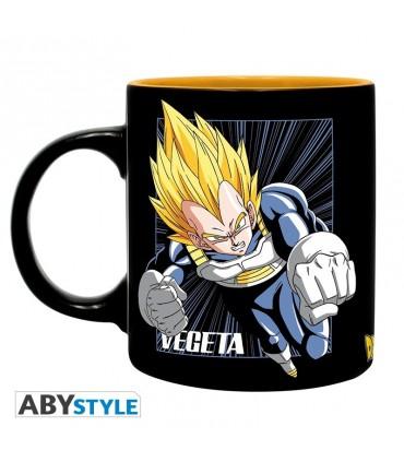Taza Dragon Ball Goku y Vegeta