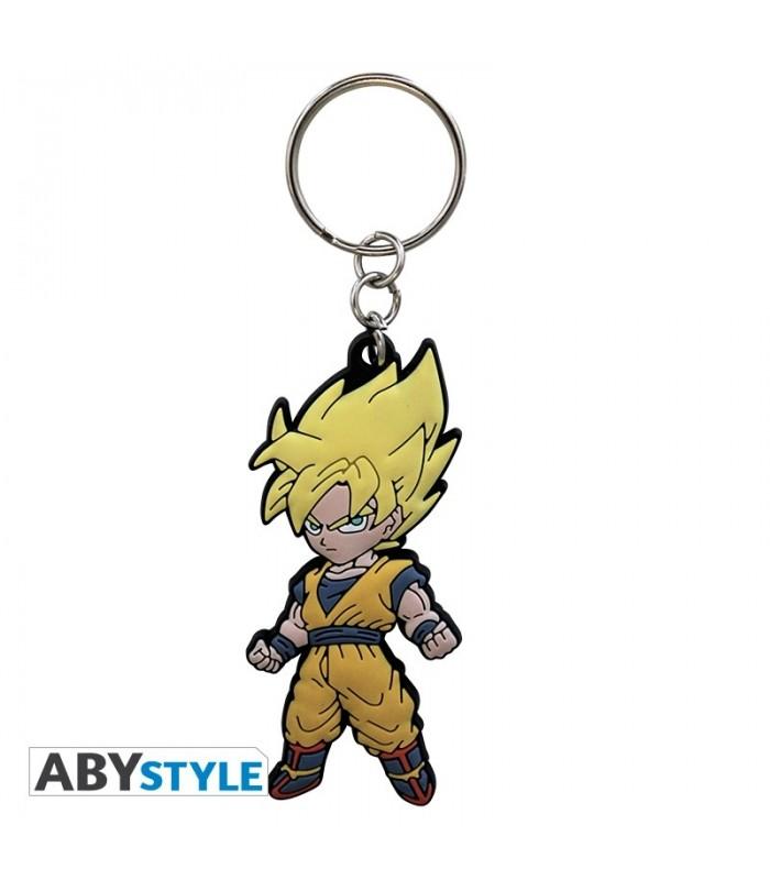 Llavero Goku Dragon Ball