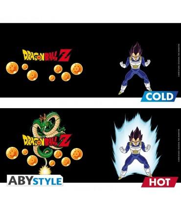 Taza térmica Vegeta y Shenron Dragon Ball Z