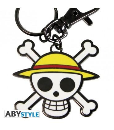 Llavero calavera Luffy One Piece