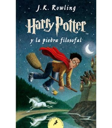 HARRY POTTER Y LA PIEDRA FILOSOFAL (HP1) (BOLSILLO)