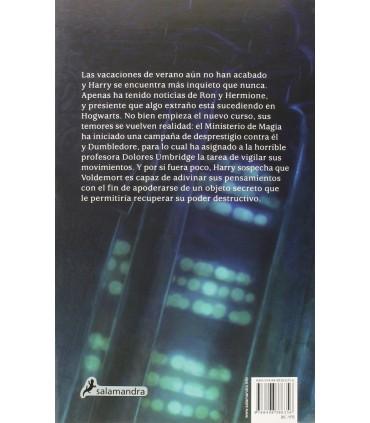 HARRY POTTER Y LA ORDEN DEL FENIX (HP5) (RUSTICA)