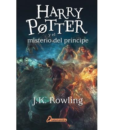 HARRY POTTER Y EL MISTERIO DEL PRINCIPE (HP6) (RUSTICA)