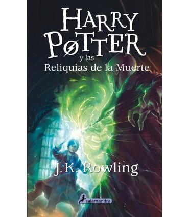 HARRY POTTER Y LAS RELIQUIAS DE LA MUERTE (HP7) (RUSTICA)