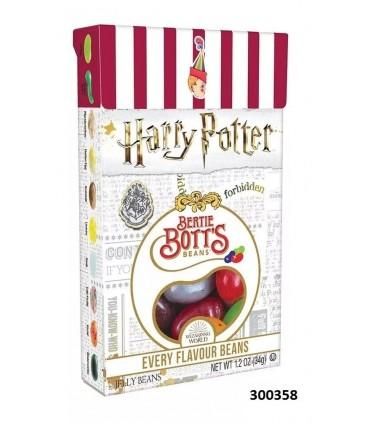 Grageas de todos los sabores Harry Potter