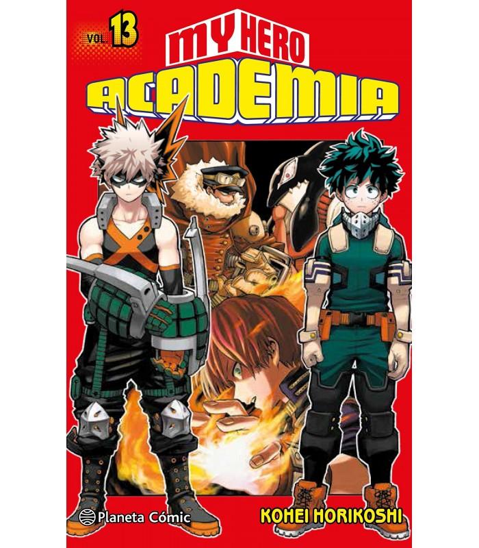 My Hero Academia nº 13