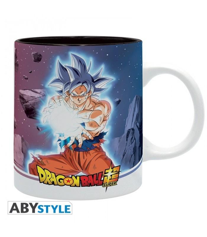 DRAGON BALL SUPER Taza Goku Vs Jiren