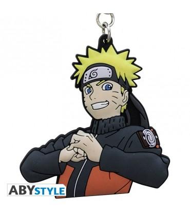 NARUTO SHIPPUDEN Llavero Naruto