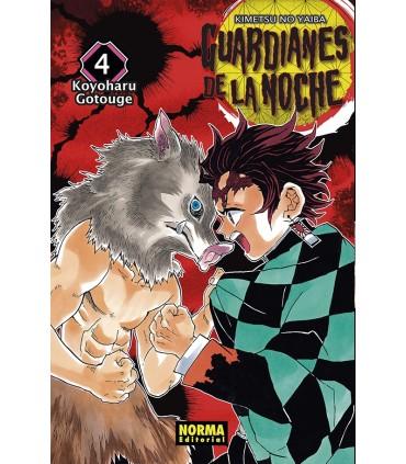 GUARDIANES DE LA NOCHE 4