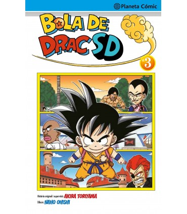 Bola de Drac SD nº 03