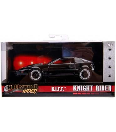 Knight Rider Vehículo 1/32 1982 Pontiac Firebird Knightrider KITT