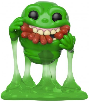 Figura POP Ghostbusters Slimer with Hot Dogs