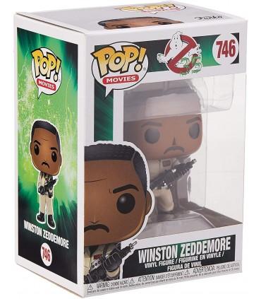 Funko POP Ghostbusters Dr. Winston Zeddemore
