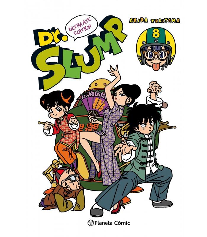 Dr. Slump nº 08/15 (Nueva edición)