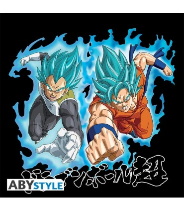 DRAGON BALL SUPER Camiseta Goku & Vegeta