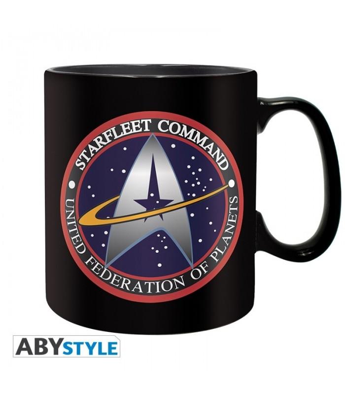 STAR TREK Taza Comando de la Flota