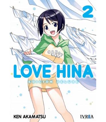 LOVE HINA EDICION DELUXE 02