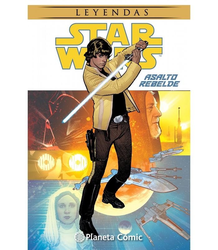 Star Wars Asalto rebelde