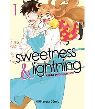 Sweetness & Lightning nº 01