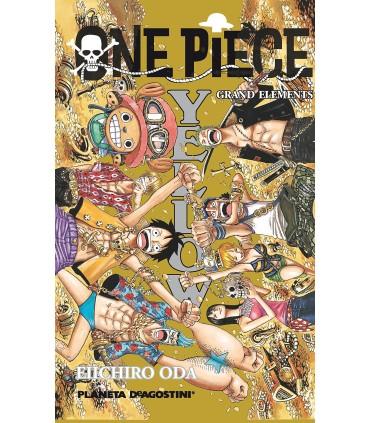 One Piece Guía nº 03 Yellow
