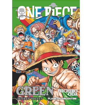 One Piece Guía nº 04 Green