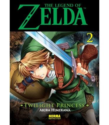 THE LEGEND OF ZELDA. TWILIGHT PRINCESS 2