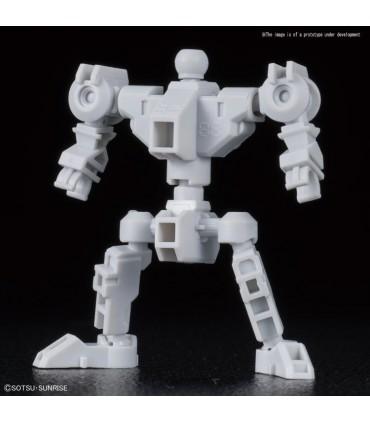 SD Gundam RX-78-2 Gundam and Cross Silhouette Frame Set Model Kit